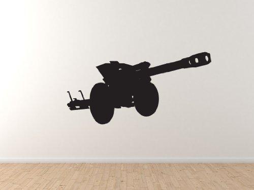 World War Two #3- Howitzer Ground Heavy Artillery Gun Cannon - 45
