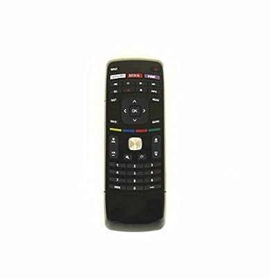 Nettech Vizio keyboard Universal Remote Control for All VIZIO BRAND TV, Smart TV - 1 Year Warranty(VZ-4+AL)