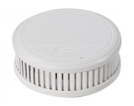 Detector de avisador autónomo de humo ABUS NF pila 10 años: Amazon.es: Electrónica