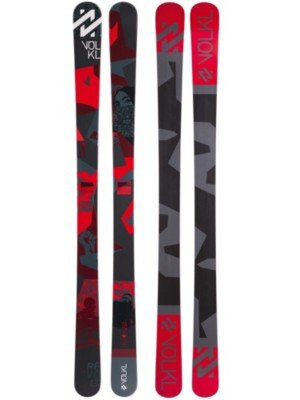 Volkl Twin Tip Skis - 3