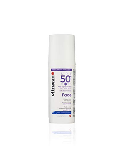 Ultrasun Face with SPF 50 Plus 50 ml