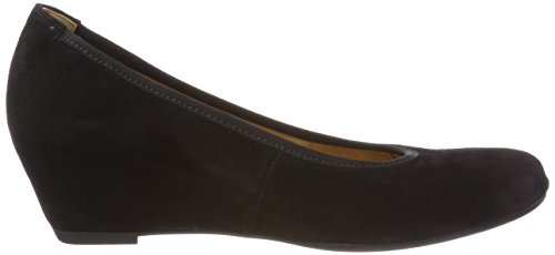 Shoes Black Womens 85 Gabor 17 Suede 360 R1zwAY