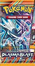 5x Pokemon Plasma Blast Booster Packs Sealed