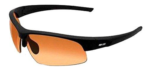 2017 Maxx Sunglasses Ray TR90 Black Frame HD Lens