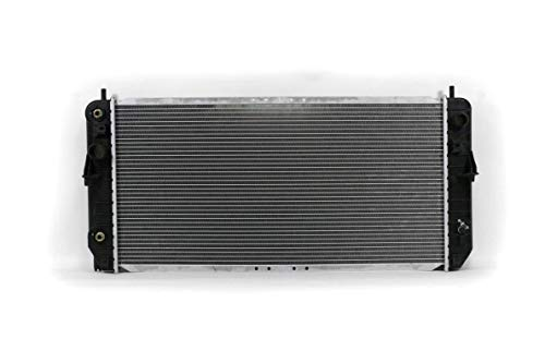 - Radiator - Pacific Best Inc. Fit/For 2474 98-00 Cadillac Seville STS With Extra-Capacity Plastic Tank Aluminum Core