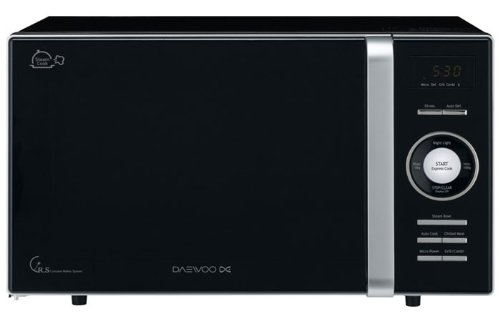 Daewoo KQG-6L3B - Microondas (11,4 kg) Acero inoxidable ...