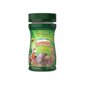 Multi-Vitamin de fierté des enfants dans puritains & Minerals Oursons, 60 Gummies