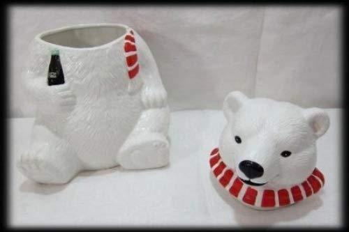 Cookie Jar Coke (Coca Cola Polar Bear Cookie Jar)