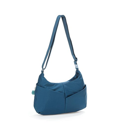 Size blue One Bag Hedgren Centering Cross Blue Moroccan Body Clutch Women's Moroccan 4zqCBUg