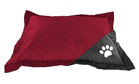 BPS® Colchoneta Cuna para Perros Mascotas de Verano Cama Colchón Manta Sofá Almohada Suave con
