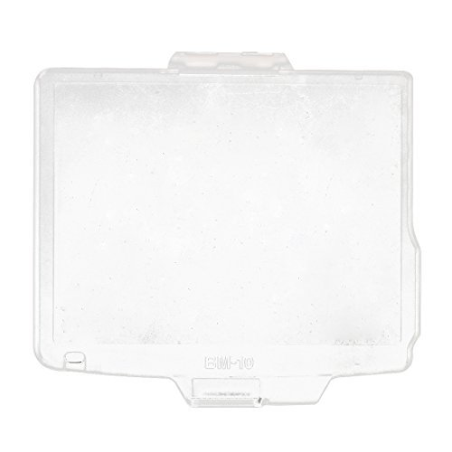- TOOGOO(R) LCD Monitor Screen Protector Cover Compatible with Nikon D90
