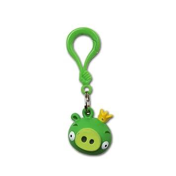 Amazon.com: 3d Figura llavero en diseño clásico Angry Birds ...
