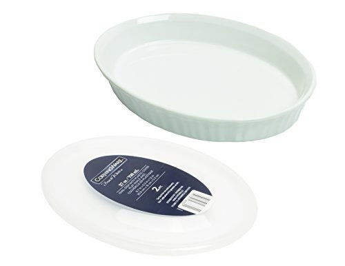 Corningware Pop-Ins Bake & Serve Casserole Dish 2 Piece(27oz)
