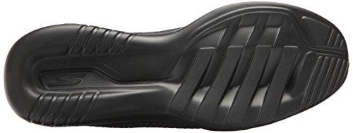 Skechers Mens Go Run Mojo-PEP Sneaker Black 9rfSHP
