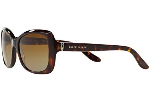 Ralph Lauren, Lunettes de Soleil Mixte Marron (Havana 5003T5)