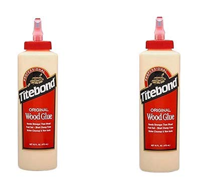 Franklin 5004 Titebond II Premium Wood Glue - 16-oz Bottle(pack of 2)