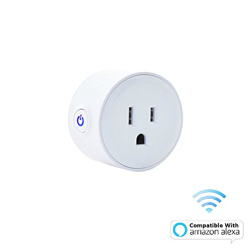 - Digital Gadgets Compact Wi-Fi Enabled Smart Plug Control From Smartphone Anywhere Works With Alexa