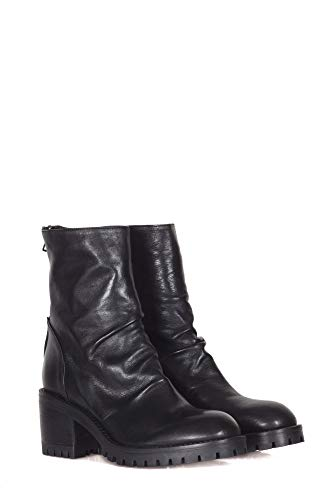 Fru Femme Noir Bottines Cuir 4783gloveblack it r8q1x5r