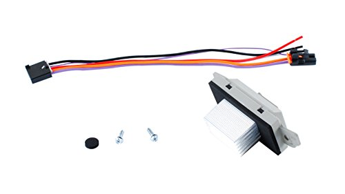 Podoy 15-81773 Blower Control Module for GM Heating and Air Conditioning Replacement Parts (Saab Wiper Headlight)