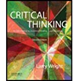 critical thinking 2nd ed by larry wright pdf