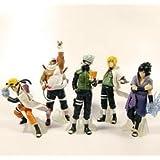 Naruto Anime Action Figures Toy (5Pcs/Set)
