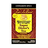 Laci Le Beau, Laci Super Dieter's Tea Cinnamon Spice, 15 Ct (Pack of 36)