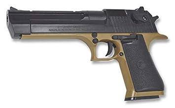 Desert Eagle Pistola Airsoft Aire Suave Desert Eagle 50AE Potencia 0 ...