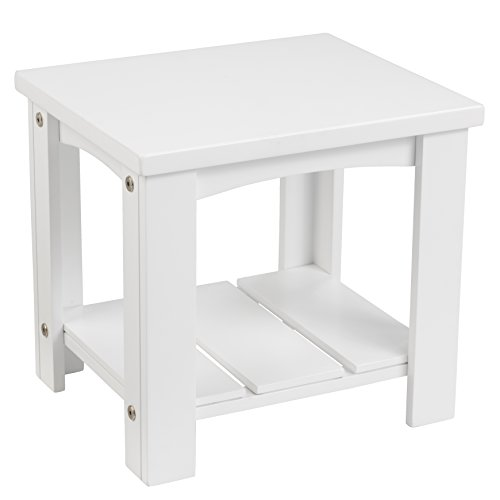 - KidKraft Toddler Addison Table, White