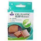 Oppo Half Gel Toe Elastic Sleeve- Medium -6702 - 2 per Pack