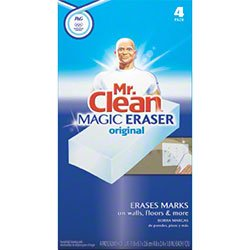 Procter & Gamble 82027 Mr. Clean Magic Erasers, Blasts Nastiest Crud (24/cs)