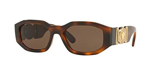 39abe6a407 Versace VE4361 Sunglasses 521773-53 - Havana Frame