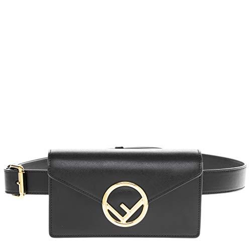 Red Bag Fendi (Fendi Women's FF Belt Bag Black)