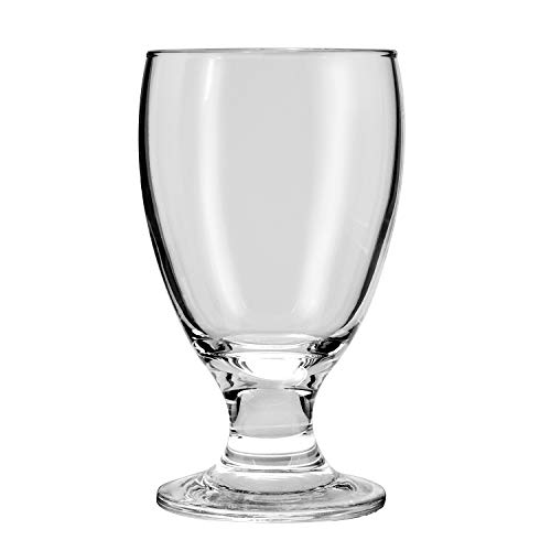 Anchor Hocking Excellency Goblet Glass, 10.5 Ounce - 36 per case