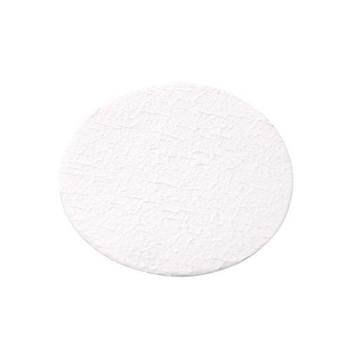 CELLTREAT 230732 Glass Fiber Filter Disk, Prefilter Binder Free, 1.0um, 70 mm, Sterile, 50/Re-sealable Bag (Pack of 50)