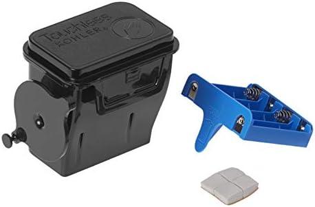 KOHLER 1256315 Part Touchless Flush Service Kit, Black