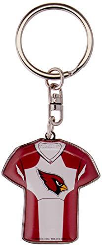 Arizona Cardinals Double Sided Jersey Keychain