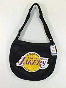 - Littlearth Los Angeles Lakers NBA MVP Jersey Tote Bag Purse by Little Earth (D82)