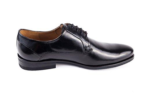613 Noir 41 à Chaussures Ville Homme de MH15 EU Noir Melvin pour Lacets Hamilton amp; 1tPwxq1Fg