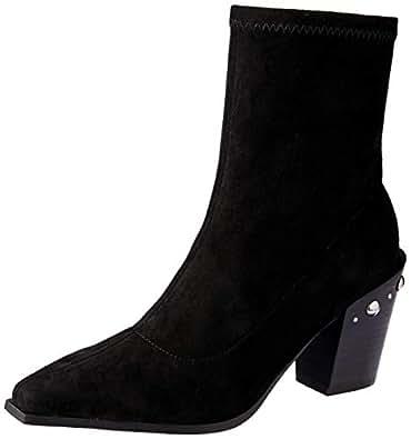 Senso Women's QUAVO I Fashion Boot, Ebony, 35 EU