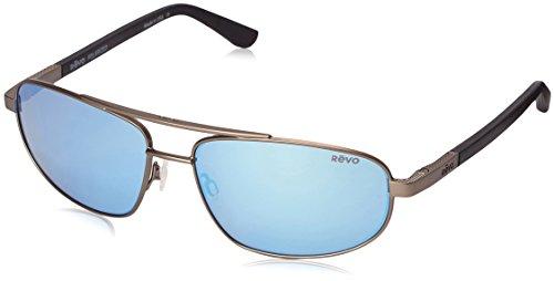 Revo RE 1013 Nash Polarized Aviator Sunglasses d3447c8ccbe