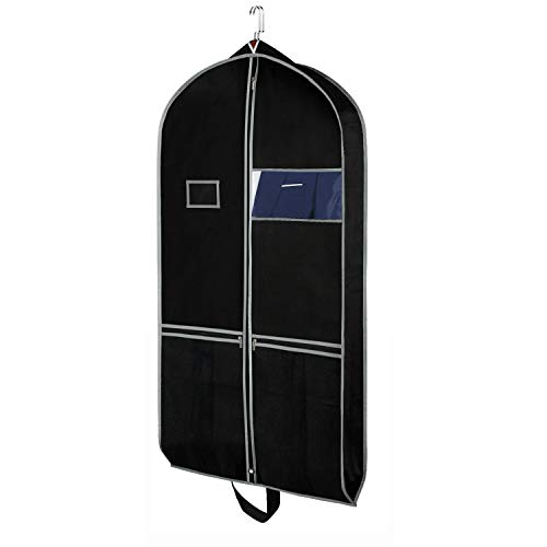 Zilink Breathable Garment Bags Suit Bags for Travel 43