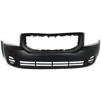 partscargo 5183407 AE para Dodge Caliber frontal primered Bumper Cover ch1000871: Amazon.es: Coche y moto