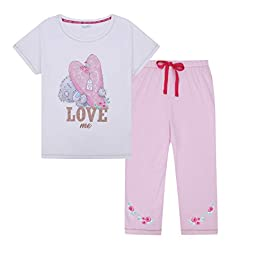 Tatty Teddy Me to You Official Gift Ladies Nightwear Pyjamas