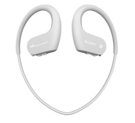 SONY Waterproof and dustproof Walkman with Bluetooth Wireless Technology NW-WS623 (White) (Sony Walkman Mp3 Player Battery)