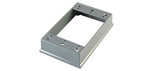 (Greenfield B001APS Series Weatherproof Electrical Outlet Box Extension, Gray)