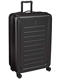 """Spectra 2.0 Hardside Spinner Suitcase, Black, Checked- Extra Large (32"""")"""