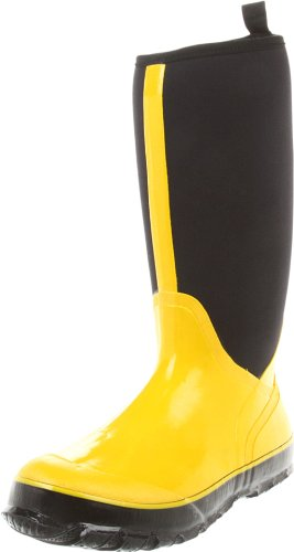 Yellow Baffin Boot Rain Women's Meltwater nrxr1C