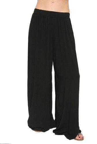Women's Gypsy 05 Olivia Wide Leg Pants in Black