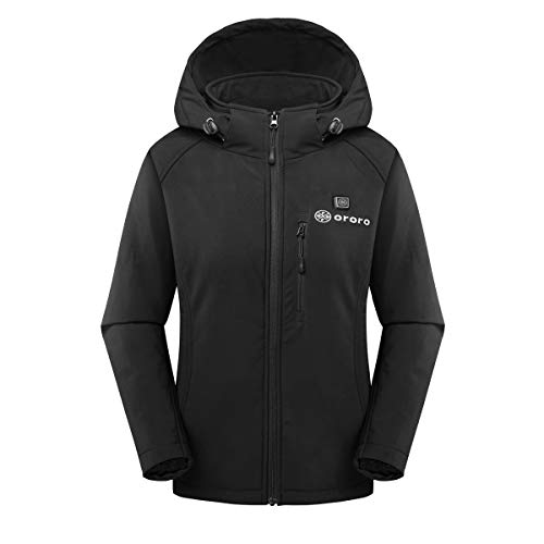 women battery heated jacket - 1