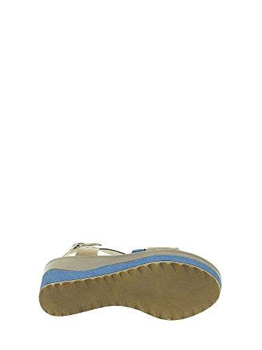 Zeppa IAF2904 Sandalo Soft Donna Marrone Cinzia 37 840 qFHwOIx